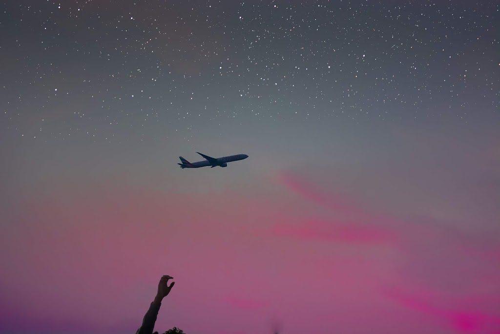 Terbang tinggi mengejar apa yang diinginkan