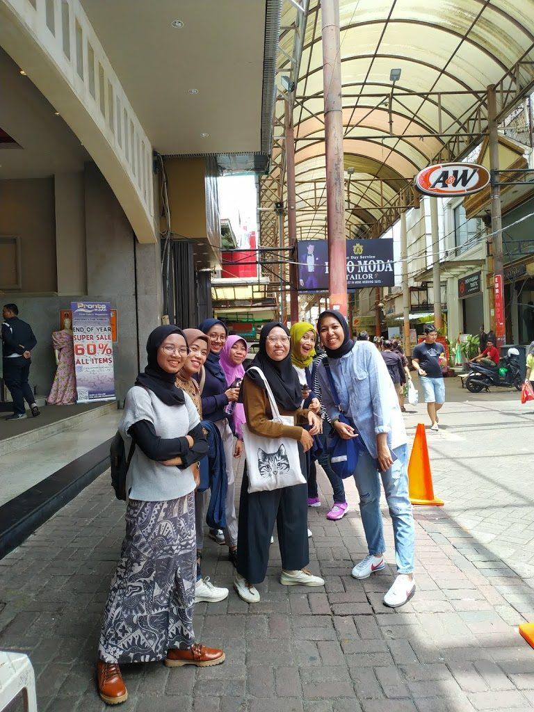 Kawasan Passer Baru Jakarta, dilanjutkan ke Passer Baroe