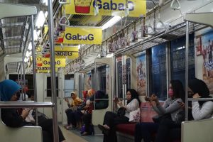 cerita ramadan di rantau: suasana di krl