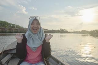 Sungai Siak, Kawasan lama senapelan Pekanbaru,