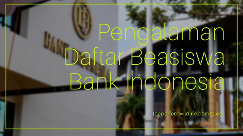 Daftar beasiswa Bank Indonesia