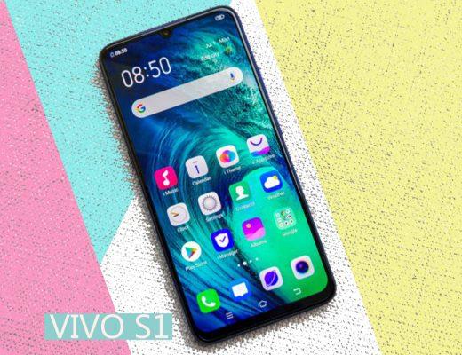 Hasil dari berburu informasi di forum handphone android, san saya tertarik untuk mencoba Vivo S1