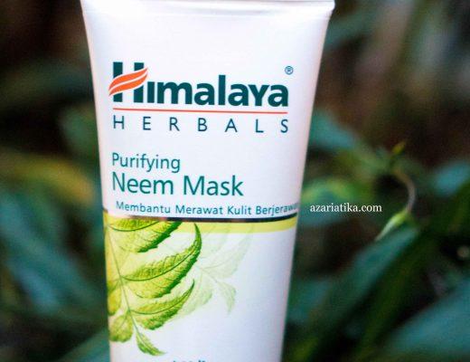 Masker Himalaya Purifying Neem Mask