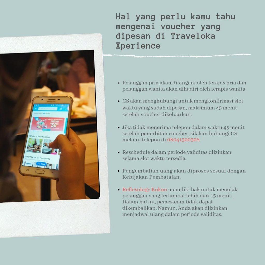 Hal yang perlu kamu tahu mengenai voucher yang dipesan di Traveloka Xperience 1024x1024 - Cerita Akhir Pekan: Diajarin Dapat Voucher Body Treatment Murah