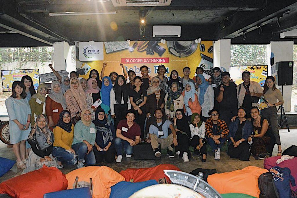 azariatika blogger gathering vaksin influenza 1024x683 - Vaksin Influenza Sebelum Jalan-jalan, Emang Penting?