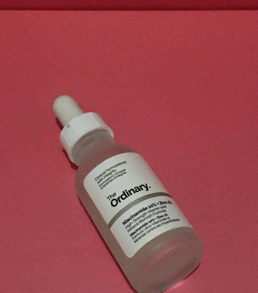 azariatika skincare routine the ordinary niacinamide - The Ordinary - Raiku, Intip Current AM - PM Skincare Routine Saya, yuk!